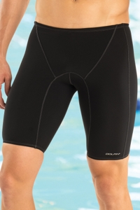 Dolfin Black Men's Graphlite Series Jammer