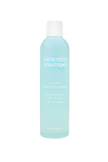Summer Solutions Designer Suit Solutions 8oz Swimsuit Chlorine Remover