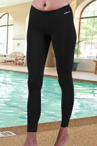 Chlorine Resistant Dolfin Black Aqua Tight Bottom