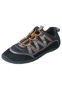 Northside Gray and Orange Brille II Men's Water Shoes