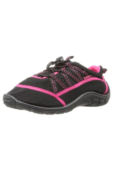 Brille II Ladies Water Shoe Black/Fuchsia
