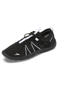 Speedo Black and White Women's Seaside Lace Water Shoes