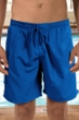 "Dolfin Royal Chlorine Resistant 9"" Inseam Mesh Liner Men's Swim Trunks with Pockets"