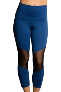 Onzie Moonlight Blue Moto Capri
