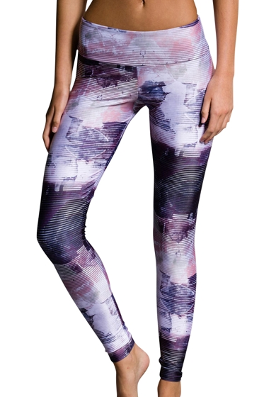 Onzie Abstract Long Legging
