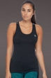 Body Glove Sport Black Pali Relaxed Fit Tank Top