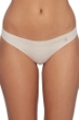 Body Glove Sport Beige Seamless Thong Panty