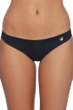 Body Glove Sport Black Seamless Thong Panty