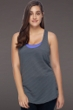 Body Glove Sport Grey Haleiwa Relaxed Fit Tank Top