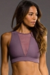 Onzie Purple Haze Briana Low Impact Sports Bra