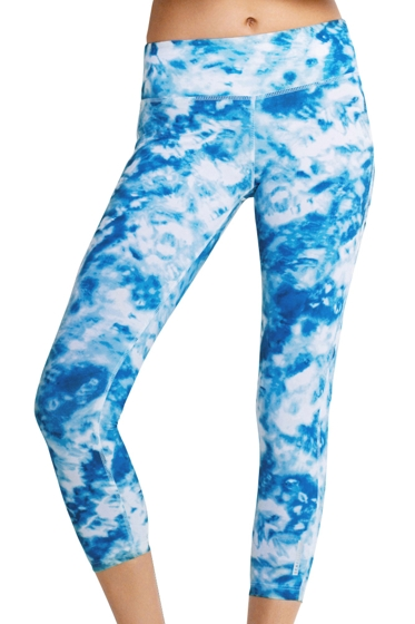 Seafolly Caribbean Ink Active Legging