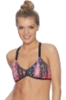 Exist by Next Galaxy Activated 2-in-1 High Neck Tank Top with Sports Bra