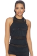 Exist by Next Verve Activated High Neck 2-in-1 Tank Top with Sports Bra