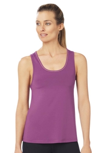 Shape Amethyst Essential Tank Top