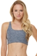 Shape Blue Define Low Impact Sports Bra
