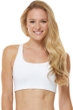 Shape White Define Low Impact Sports Bra