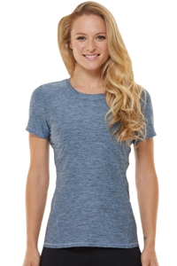 Shape Blue Trail Tee
