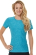 Shape Tile Blue Trail Tee
