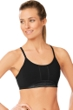 Shape Black Exceed Low Impact Sports Bra