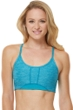 Shape Tile Blue Exceed Low Impact Sports Bra