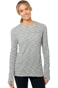 Shape Light Grey Odyssey Pullover