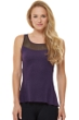 Shape Amethyst Barre Tank Top