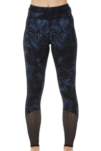 Shape Warp Dot Element Legging