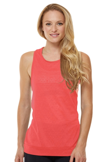 Shape Teaberry Boost Muscle Tank Top