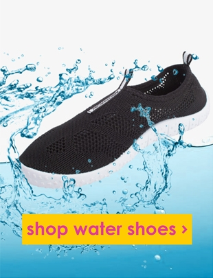Shop Water Exercise Shoes and Accessories