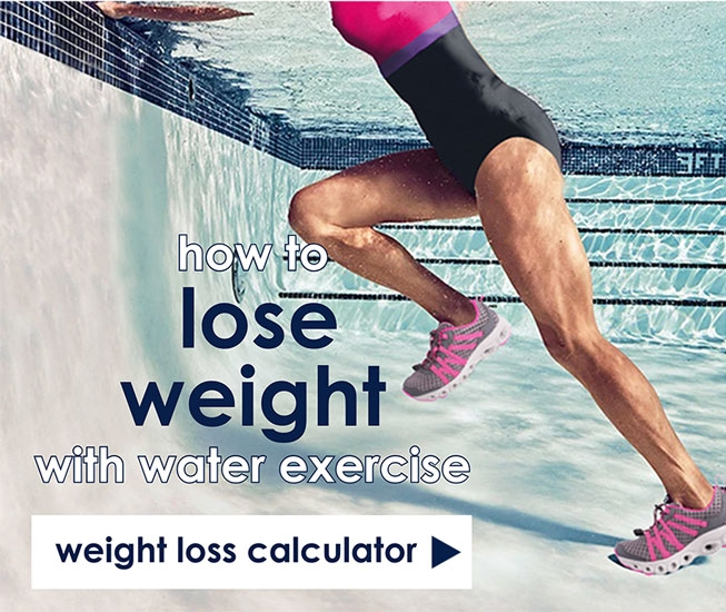 Water Aerobics Weight Loss Calculator - How to lose weight with water exercise