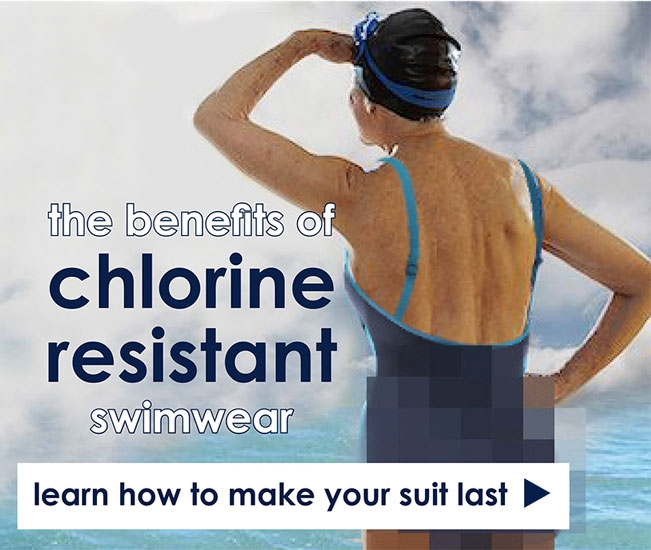 The surprising truth about Chlorine Resistant Swimwear