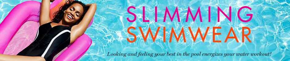 Slimming Swimsuit Design Tricks for Aquatic Workouts