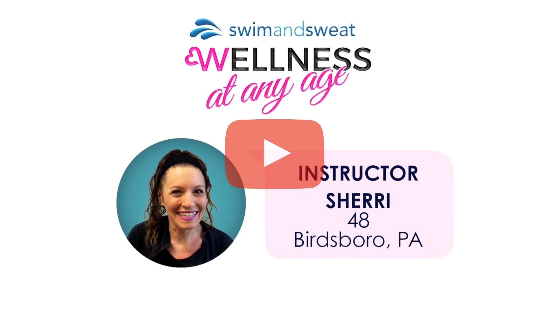 Water Exercise Testimonial: Instructor Sherri F.