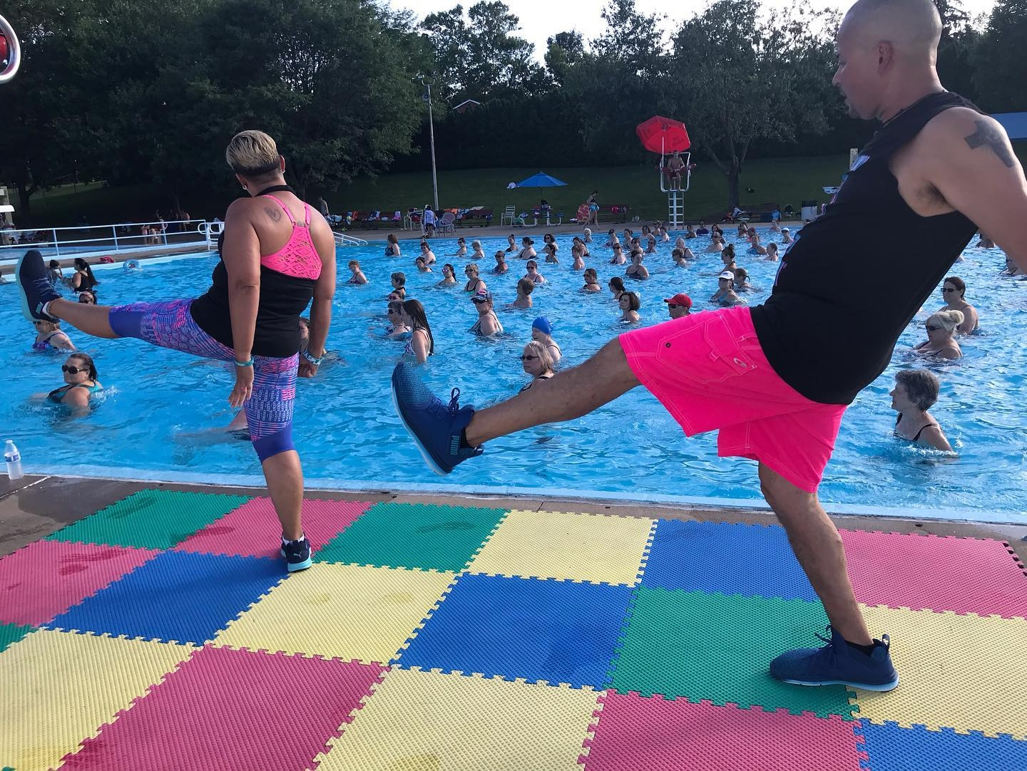 Water Exercise Testimonial: Instructor Donna Boucher