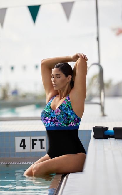 Shop Chlorine Resistant Swimwear Up To 60% Off | swimandsweat