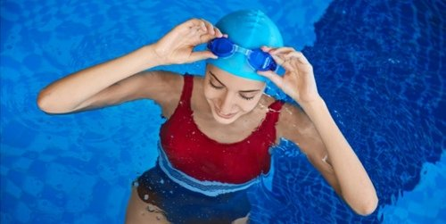 Water Fitness Demands Chlorine-Resistant Swimwear
