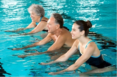 Water Aerobics Health Benefits