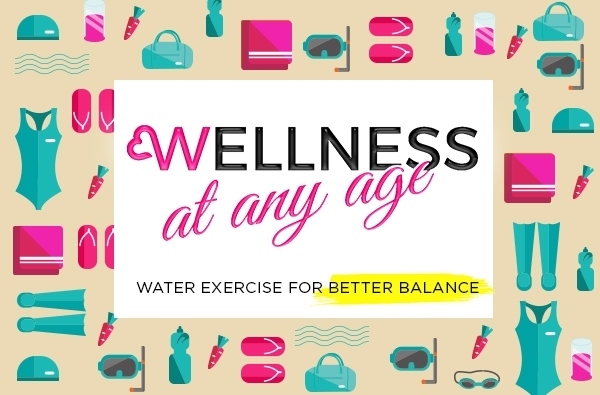 Water Exercise For Better Balance