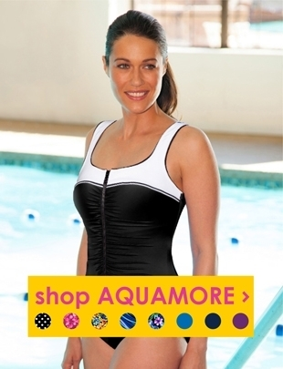 Shop Aquamore Chlorine Resistant Swimsuits